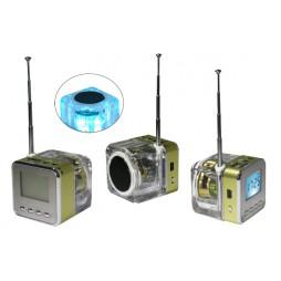 Multifunkcijski zvočnik MP3 (TT028) - zelena