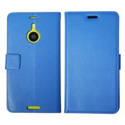Nokia Lumia 1520 - Preklopna torbica (WL) - modra