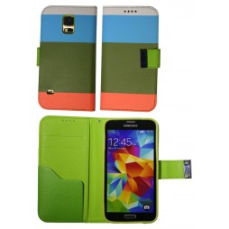 Samsung Galaxy S5/S5 Neo - Preklopna torbica (45) - BeMoZeOr