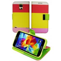 Samsung Galaxy S5/S5 Neo - Preklopna torbica (45) - BeRdRuRo
