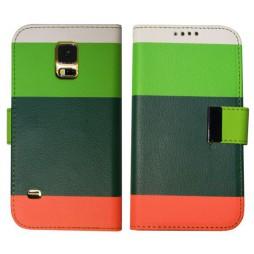 Samsung Galaxy S5/S5 Neo - Preklopna torbica (45) - BeZeZeOr