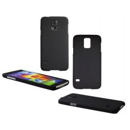 Samsung Galaxy S5/S5 Neo - Okrasni pokrovček (06) - črn