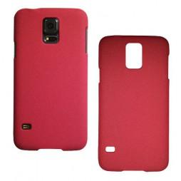 Samsung Galaxy S5/S5 Neo - Okrasni pokrovček (06) - rdeč