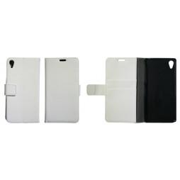 Sony Xperia Z2 - Preklopna torbica (WL) - bela