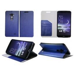 LG G Flex - Preklopna torbica (HT) - modra