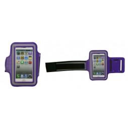 Športna torbica za na roko iPhone 5/5S/5C/SE (PT) - vijolična