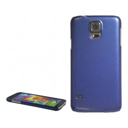 Samsung Galaxy S5/S5 Neo - Okrasni pokrovček (50) - moder