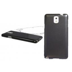 Samsung Galaxy Note 3 - Okrasni pokrovček (50) - črn