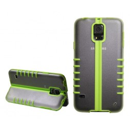 Samsung Galaxy S5/S5 Neo - Okrasni pokrovček (49) - zelen