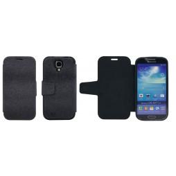 Samsung Galaxy S4 - Preklopna torbica (28G) - črna