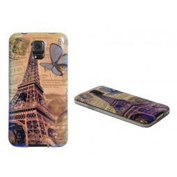 Samsung Galaxy S5/S5 Neo - Gumiran ovitek (TPUPS) - PA2
