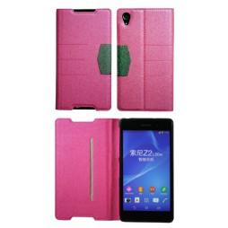 Sony Xperia Z2 - Preklopna torbica (47G) - roza