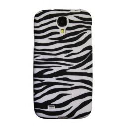 Samsung Galaxy S4 - Gumiran ovitek (TPUP) - Zebra