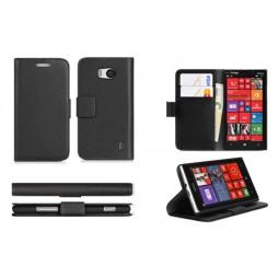 Nokia Lumia 930 - Preklopna torbica (WL) - črna