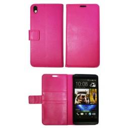 HTC Desire 816 - Preklopna torbica (WL) - roza
