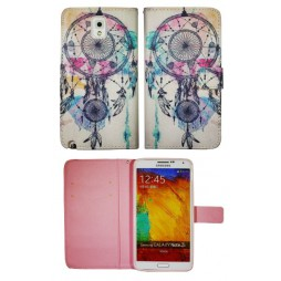 Samsung Galaxy Note 3 - Preklopna torbica (WLGP) - Dreamcatcher