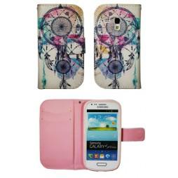 Samsung Galaxy S3 Mini - Preklopna torbica (WLGP) - Dreamcatcher