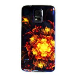 Samsung Galaxy S5/S5 Neo - Gumiran ovitek (TPUPS) - RO8