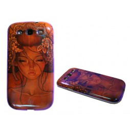 Samsung Galaxy S3 - Gumiran ovitek (TPUPS) - DE1