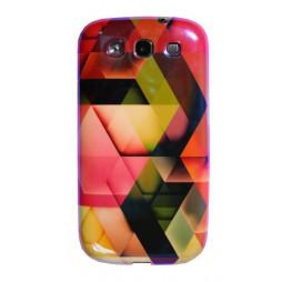 Samsung Galaxy S3 - Gumiran ovitek (TPUPS) - VZ1