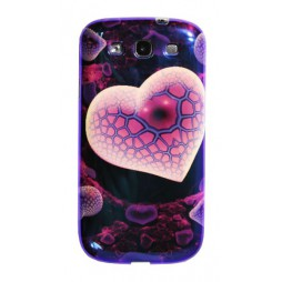 Samsung Galaxy S3 - Gumiran ovitek (TPUPS) - LO2