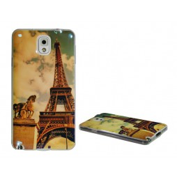 Samsung Galaxy Note 3 - Gumiran ovitek (TPUPS) - PA3
