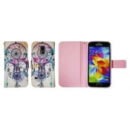 Samsung Galaxy S5 Mini - Preklopna torbica (WLGP) - Dreamcatcher