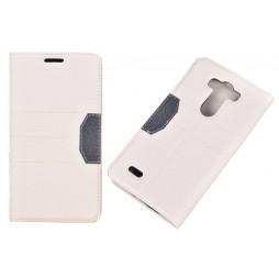 LG G3 - Preklopna torbica (47G) - bela