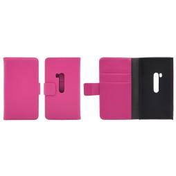 Nokia Lumia 920 - Preklopna torbica (WL) - roza