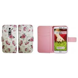 LG G2 mini - Preklopna torbica (WLGP) - Owls