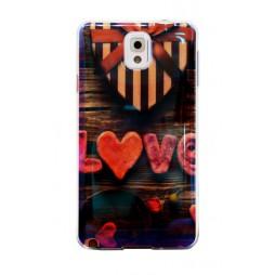 Samsung Galaxy Note 3 - Gumiran ovitek (TPUPS) - LO1