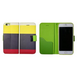 Apple iPhone 6/6S - Preklopna torbica (45) - BeRuMoRd