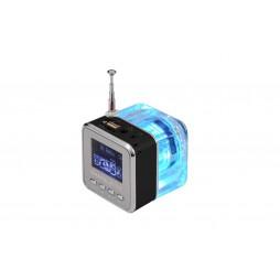 Multifunkcijski zvočnik MP3 - črna (TT029)