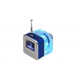 Multifunkcijski zvočnik MP3 - modra (TT029)