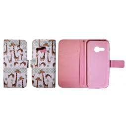 HTC One Mini 2 - Preklopna torbica (WLGP) - Giraffe