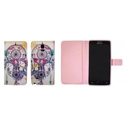 Samsung Galaxy Note 4 - Preklopna torbica (WLGP) - Dreamcatcher
