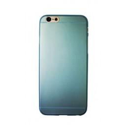 Apple iPhone 6/6S - Gumiran ovitek (TPUT) - moder