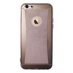 Apple iPhone 6/6S - Gumiran ovitek (19) - siv