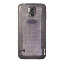 Samsung Galaxy S5/S5 Neo - Gumiran ovitek (19) - siv