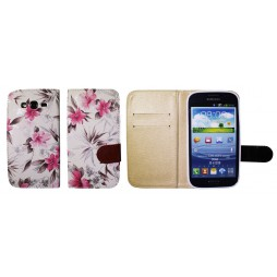 Samsung Galaxy Grand/Grand Neo - Preklopna torbica (64) - bela