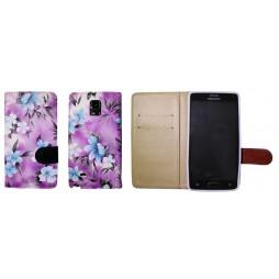 Samsung Galaxy Note 4 - Preklopna torbica (64) - vijolična