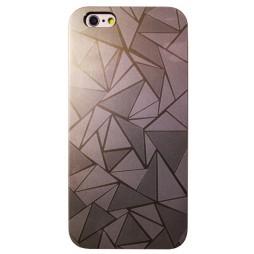 Apple iPhone 6Plus/6SPlus - Okrasni pokrovček (44) - zlat