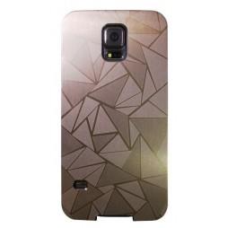 Samsung Galaxy S5/S5 Neo - Okrasni pokrovček (44) - zlat