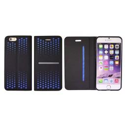 Apple iPhone 6Plus/6SPlus - Preklopna torbica (69) - modra