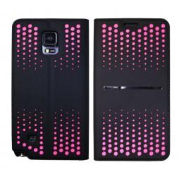 Samsung Galaxy Note 4 - Preklopna torbica (69) - svetlo roza