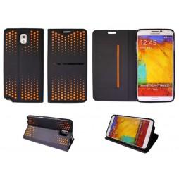Samsung Galaxy Note 3 - Preklopna torbica (69) - oranžna