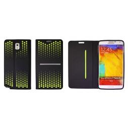 Samsung Galaxy Note 3 - Preklopna torbica (69) - rumena