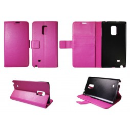 Samsung Galaxy Note Edge - Preklopna torbica (WL) - roza