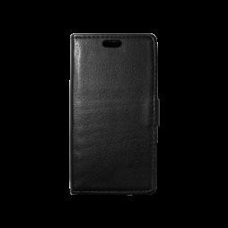 Sony Xperia Z3 Compact/Mini - Preklopna torbica (WLG) - črna