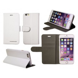 Apple iPhone 6/6S - Preklopna torbica (Book) - bela